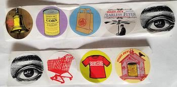 Trader Joes Free Stickers