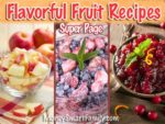 Flavorful Fruit Recipes super page.
