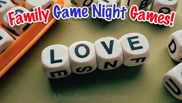 41 Fun Family Game Night Ideas And Board Games Cheap Easy