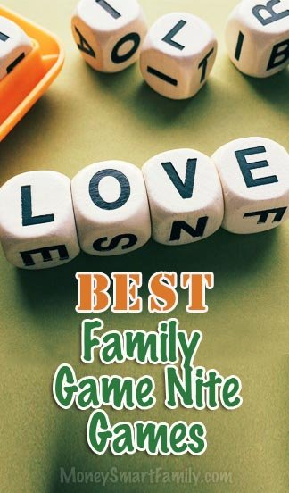 Best Family Game Night Games. Best Family Board Games. Best Games for Groups.