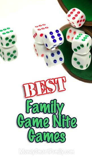 Best Family Game Night Games. Fun Family Games. Fun Group Game Night Games.