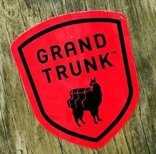 Grand Trunk Free Sticker