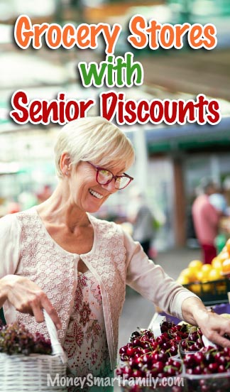 Grocery Stores that offer a Senior Discount