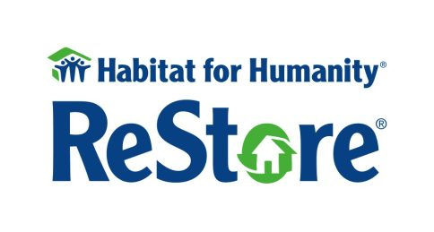 Habitat for Humanity Restore logo.