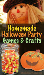Homemade Halloween Fun & Games for Families!