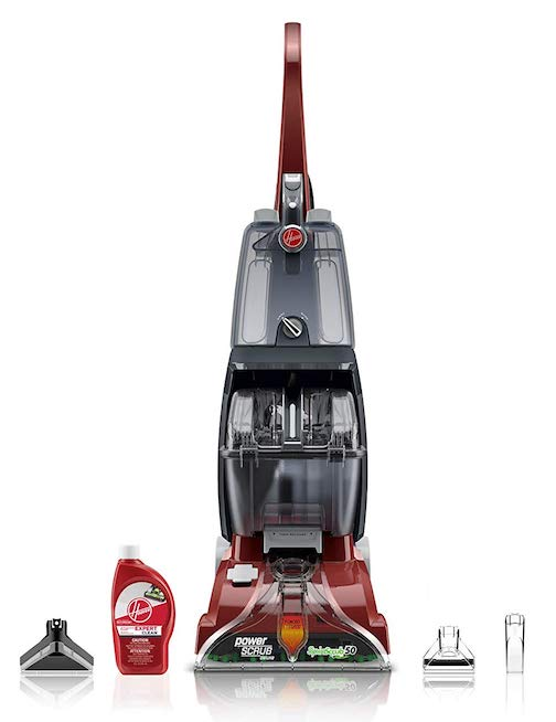 Hoover Deluxe Carpet cleaner