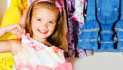 Inexpensive Clothes for Kids article icon.