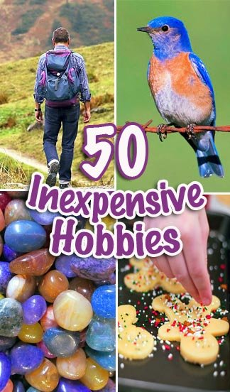 cheap hobbies for college students