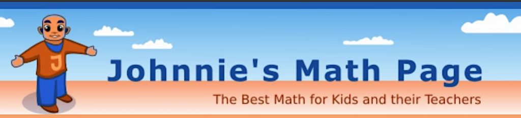 Johnnies-Math-Page