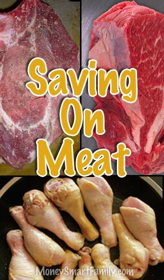 Save Money on Meat/ Buying Meat Cheaper/ Cheap Meat