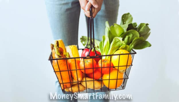 Organic Food On A Budget #OrganicFoodSavings #OrganicOnABudget #SaveMoneyOnGroceries