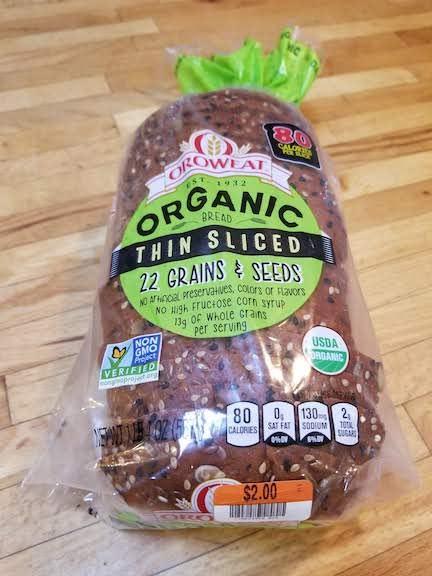 Oroweat Organic Bread on Sale at Big Lots #OrganicFoodOnABudget