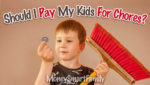 Should I pay my kids for chores?