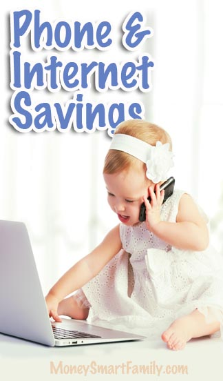 This Phone and Internet Savings Page, will save you Hundreds of Dollars this Year!
