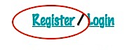 Register Account Button