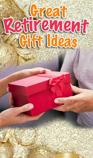 Great Retirement Gift Ideas
