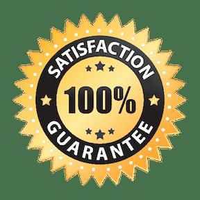 eCourse Satisfaction Guaranteed