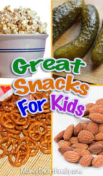 12 Affordable Snacks for Kids - Health, Delicious & Inexpensive.