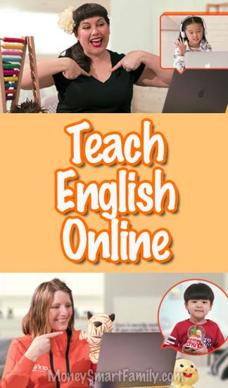 Teach English Online to children and adults. The perfect work from home side hustle.