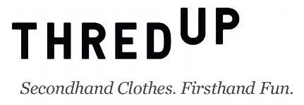 ThredUp online thrift store logo.