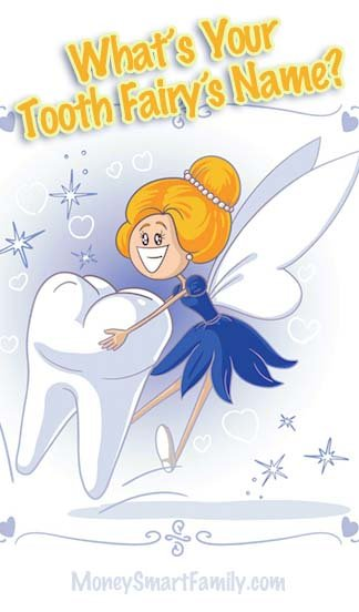 Does Your Tooth Fairy Have a Name? #ToothFairy #ToothFairyDrizella #ToothFairyName