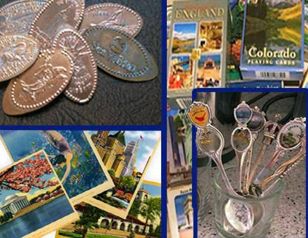 Inexpensive Vacation Souvenirs super page.