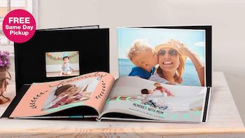 Walgreens photo books for a retirement gift. #RetirementGifts