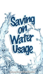 Water Usage Savings for your Home!