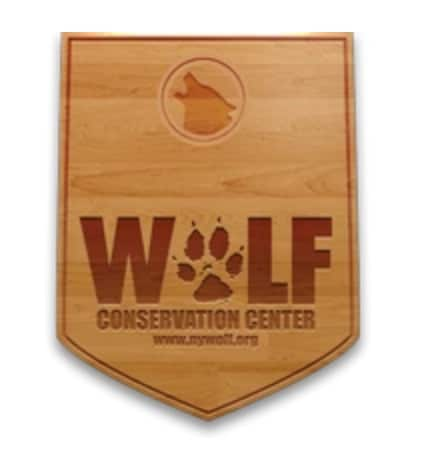 Wolf Conservation free sticker