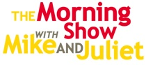 The Morning Show with Mike & Juliet - Fox Logo
