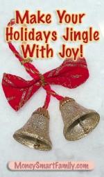 My Christmas Budget - Six Saving Tips to Make Your Holidays Jingle with Joy