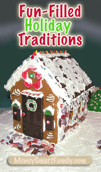 Family Christmas Traditions for the Holidays. 8 Inexpensive Christmas Activities