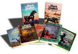 The Black Stallion Book Series