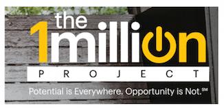 1MillionProject logo