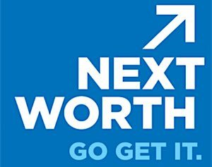 Nextworth Logo for trading in cell phones.