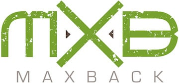 MaxBack Logo - technology trade in services - get cash for old tech.