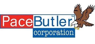 Pace Butler logo.