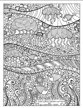 Easy Peasy Fun free coloring pages.