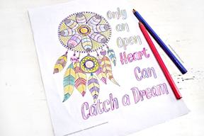By Dreams Factory free coloring pages.