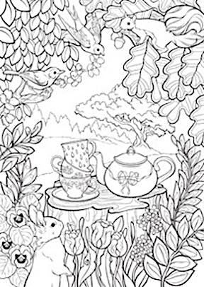 Faber Castell coloring pages.